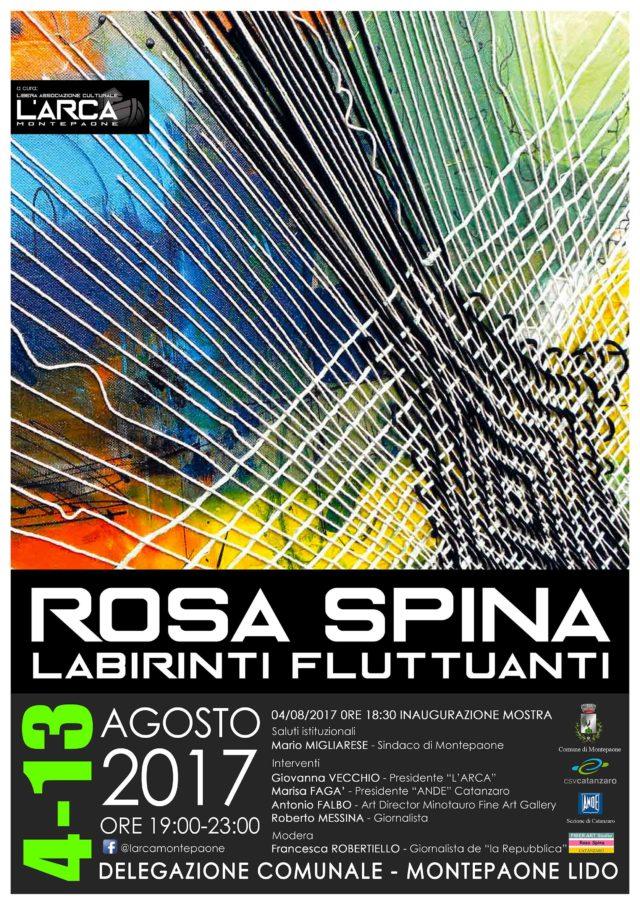 Mostra Rosa Spina
